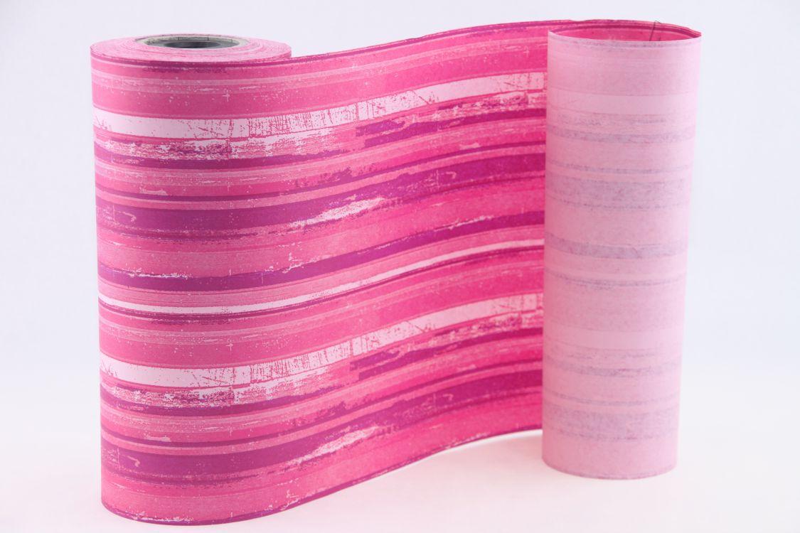 FRI - Manschettenpapier  Dekor Streifen